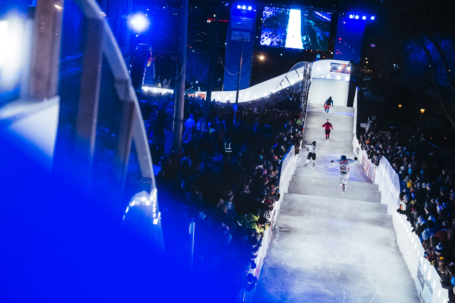 Red Bull Crashed Ice World Championship 2017 - Saint Paul